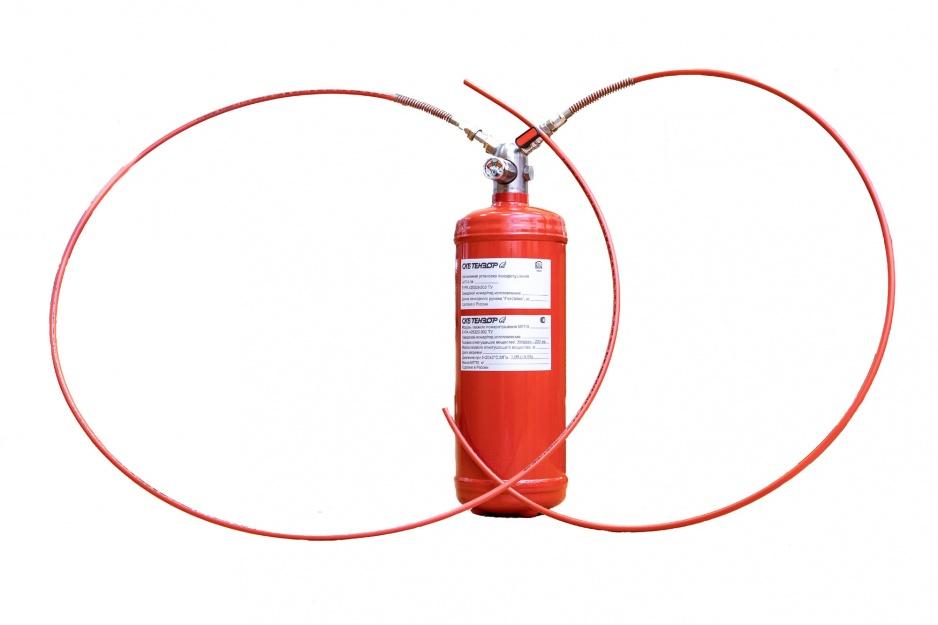 Автономная установка газового пожаротушения АУП-01Ф